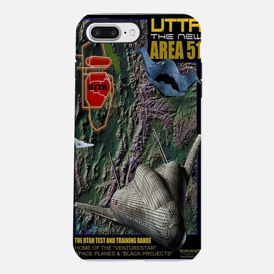 UTTR VENTURESTAR POSTER 1 iPhone 7 Plus Tough Case