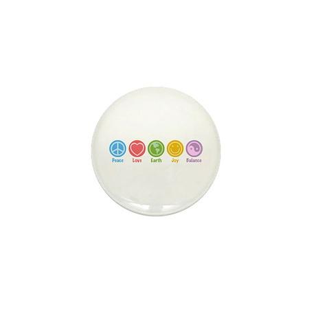 Universal Symbols Mini Button (10 pack)