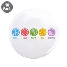 "Universal Symbols 3.5"" Button (10 pack)"