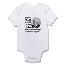 Frost's Wall Infant Bodysuit