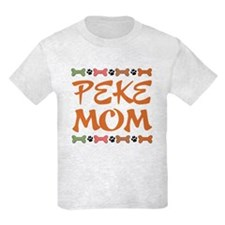 Cute Peke Mom T-Shirt