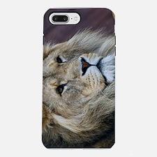 Lion iPhone 7 Plus Tough Case