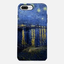 Starry Night Over the Rho iPhone 7 Plus Tough Case