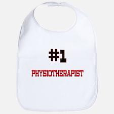 Number 1 PHYSIOTHERAPIST Bib
