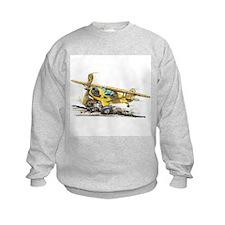 Sea Plane Sweatshirt