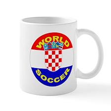 Croatia World Cup Soccer Mug