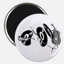 """Rocking Records 2.25"""" Magnet (100 pack)"""