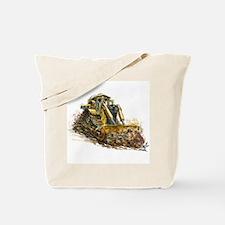 Monster Dozer Tote Bag