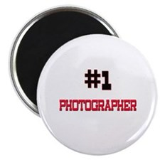 Number 1 PHOTOGRAPHER Magnet