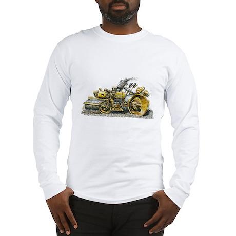 Steam Roller Long Sleeve T-Shirt