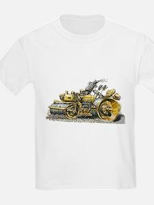 Steam Roller T-Shirt