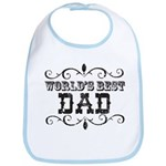World's Best Dad Bib