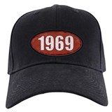 1969 Baseball Cap with Patch