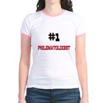 Number 1 PHILEMATOLOGIST Jr. Ringer T-Shirt
