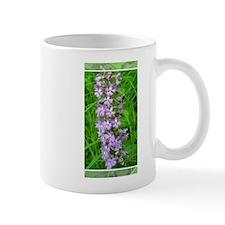 Purple Fringed Orchis Mug