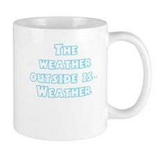 The Weather Mug