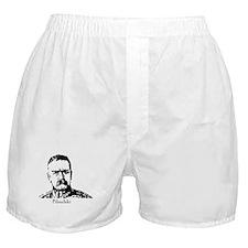 Josef Pilsudski Boxer Shorts