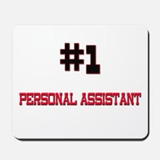 Number 1 PERSONAL ASSISTANT Mousepad