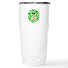 Vogon Poetry Club Travel Coffee Mug