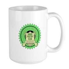 Vogon Poetry Club Coffee Mug