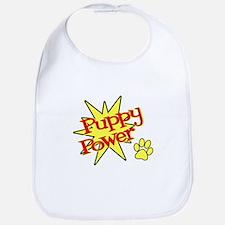 Puppy Power Bib