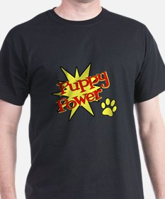 Puppy Power T-Shirt