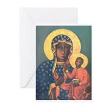 Our Lady of Czestochowa Greeting Cards (Pk of 10)