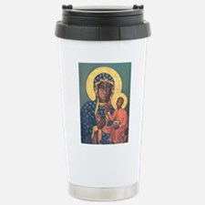 Our Lady of Czestochowa Travel Mug