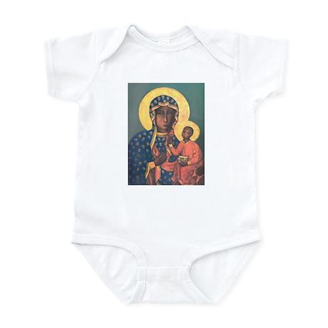 Our Lady of Czestochowa Infant Bodysuit