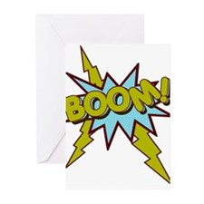 Boom! Greeting Cards (Pk of 10)