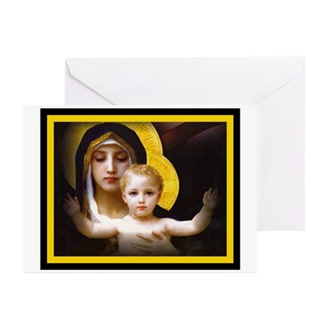 MIRACLES DO HAPPEN Greeting Cards (Pk of 20)