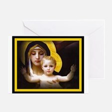 MIRACLES DO HAPPEN Greeting Card