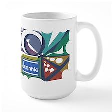 Artsy JEANNIE Mug