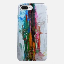 abstract thoughts iPhone 7 Plus Tough Case