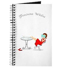 Feminine Whiles Journal