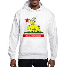 Cali Fre Republic #01 Golden Hoodie