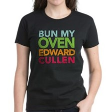 Bun My Oven Edward Cullen T-Shirt
