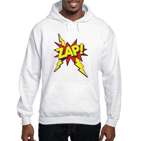 Zap! Hooded Sweatshirt