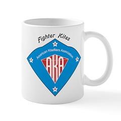 AKA Fighter Kite Classic II Mug