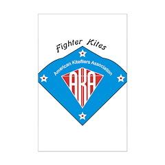 AKA Fighter Kite Classic II Posters