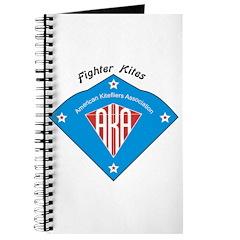 AKA Fighter Kite Classic II Journal