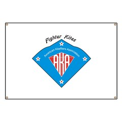 AKA Fighter Kite Classic II Banner