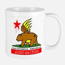 Cali Fre Republic #02 Brown B Mug