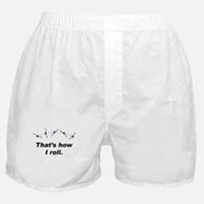 Airplane Roll Boxer Shorts