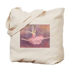 Sugar Plum Fairy Ballet Tote Bag