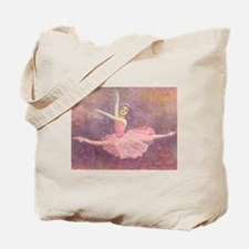 Sugar Plum Fairy Ballet Tote Bag