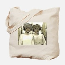 Charcaol Angels Tote Bag