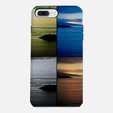 Quadriptych seascape iPhone 7 Plus Tough Case