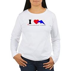 I love Sport Kites T-Shirt