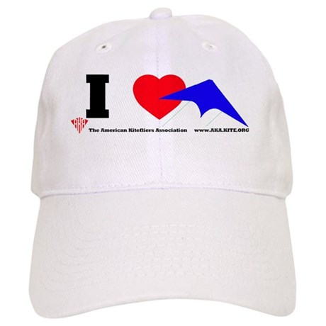 I love Sport Kites Cap